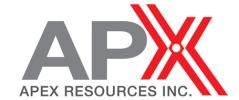 Apex Resources Inc.